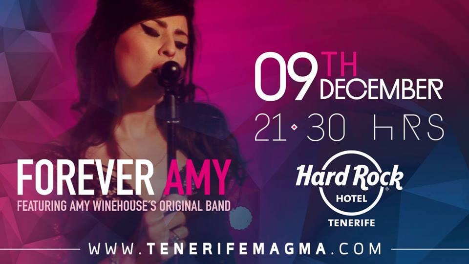Концерт «Эми навсегда» (Forever Amy): музыка Эми Уайнхаус