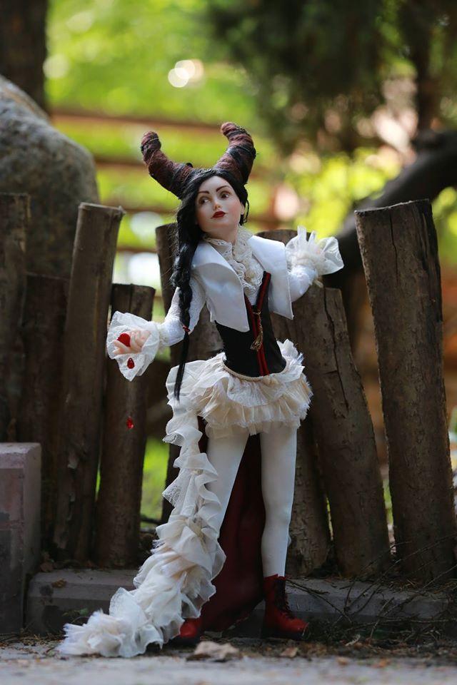 Мастер-класс по изготовлению авторской куклы на юге Тенерифе