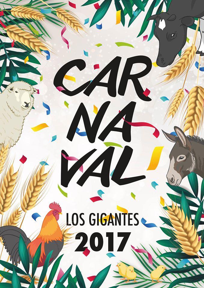 Карнавал 2017 Лос-Гигантес Тенерифе