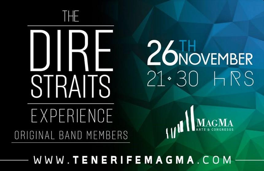 Концерт The Dire Straits Experience на Тенерифе