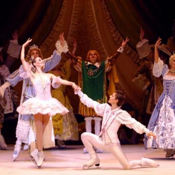 Балет «Щелкунчик» в Лос-Кристианос