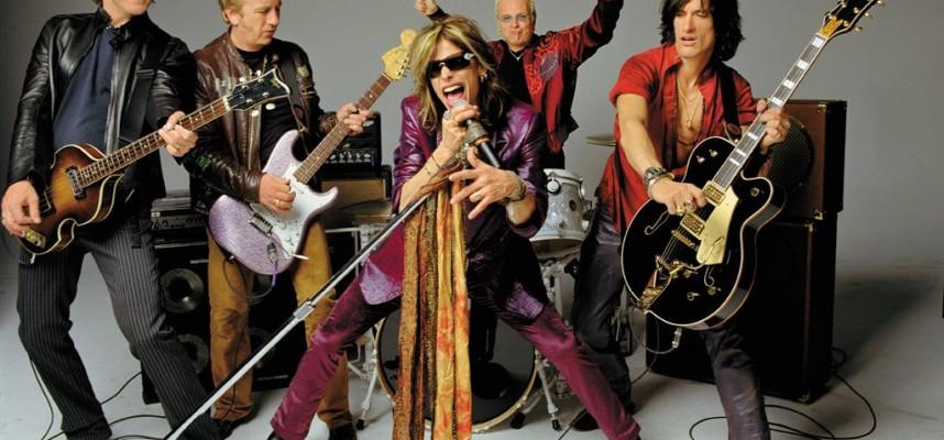 Aerosmith даст концерт на Канарах 8 июля 2017 года