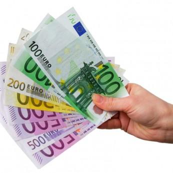 С 2017 года заплатить наличными можно будет не более 1000 евро
