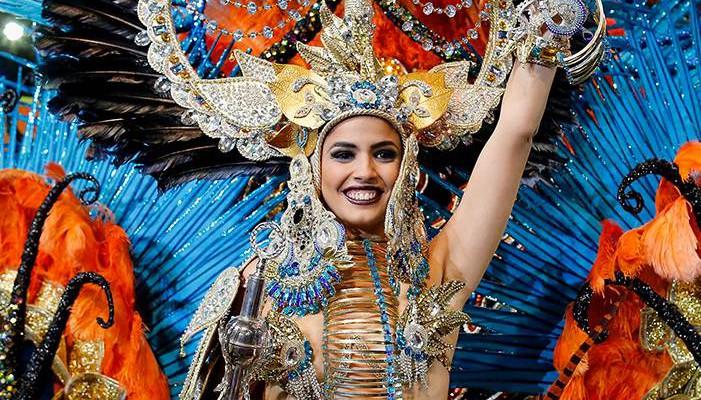 Билеты на карнавал на Тенерифе поступили в продажу