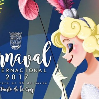 Карнавал 2017 в Пуэрто-де-ла-Крус (Carnaval del Puerto de la Cruz)