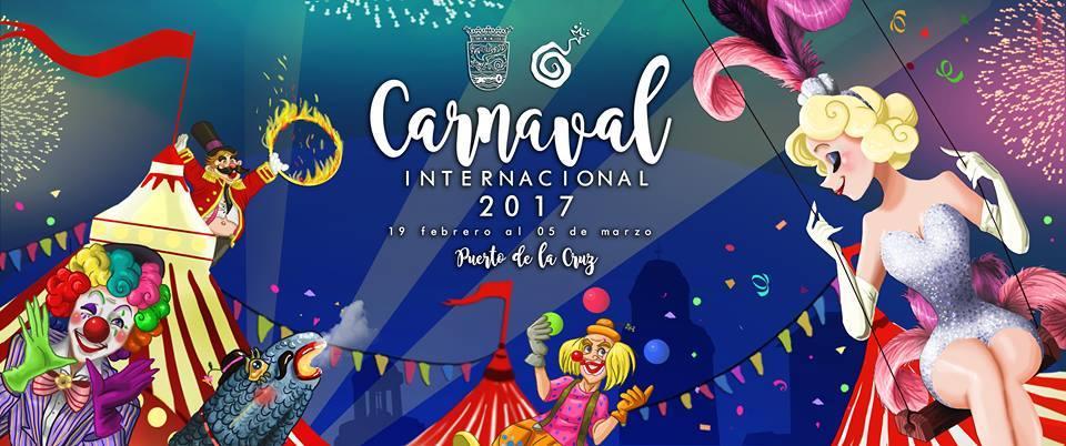 Карнавал в Пуэрто-де-ла-Крус 2017 (Carnaval del Puerto de la Cruz)