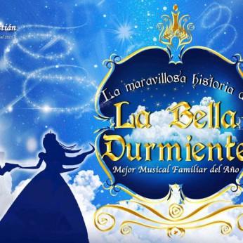 «Спящая красавица» —мюзикл для всей семьи (La Bella Durmiente)