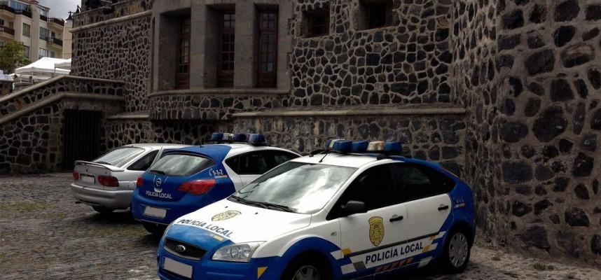 Адреса и телефоны муниципальных отделений полиции на Тенерифе (Policía Local)