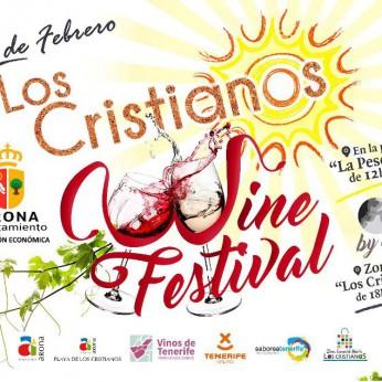 Винный фестиваль в Лос-Кристианос (Wine Festival)
