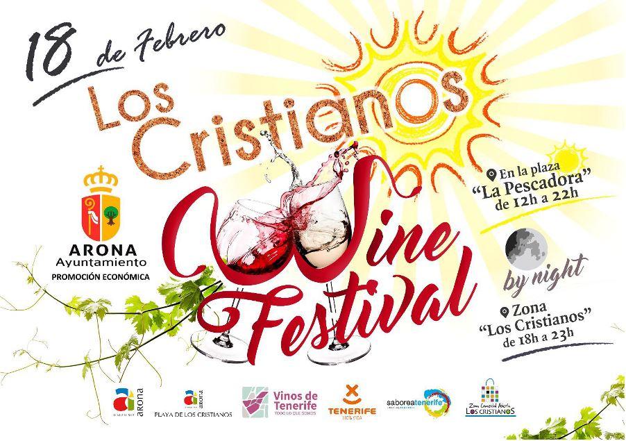 Винный фестиваль 2017 в Лос-Кристианос (Wine Festival)