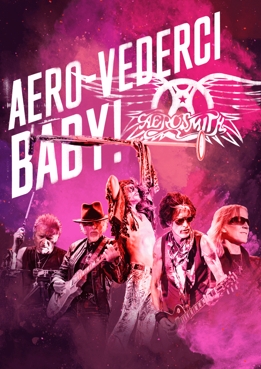 Концерт группы «Аэросмит» на Тенерифе 2017 (Aerosmith)