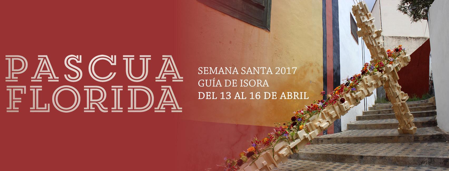 Цветочная пасха в Гия-де-Исора (IX Edición de la Pascua Florida)