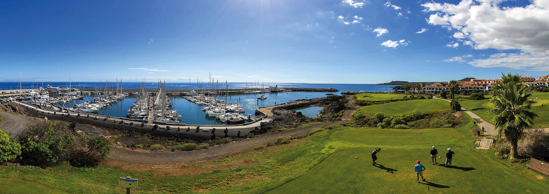 Amarilla Golf Tenerife Амарилья Гольф Тенерифе