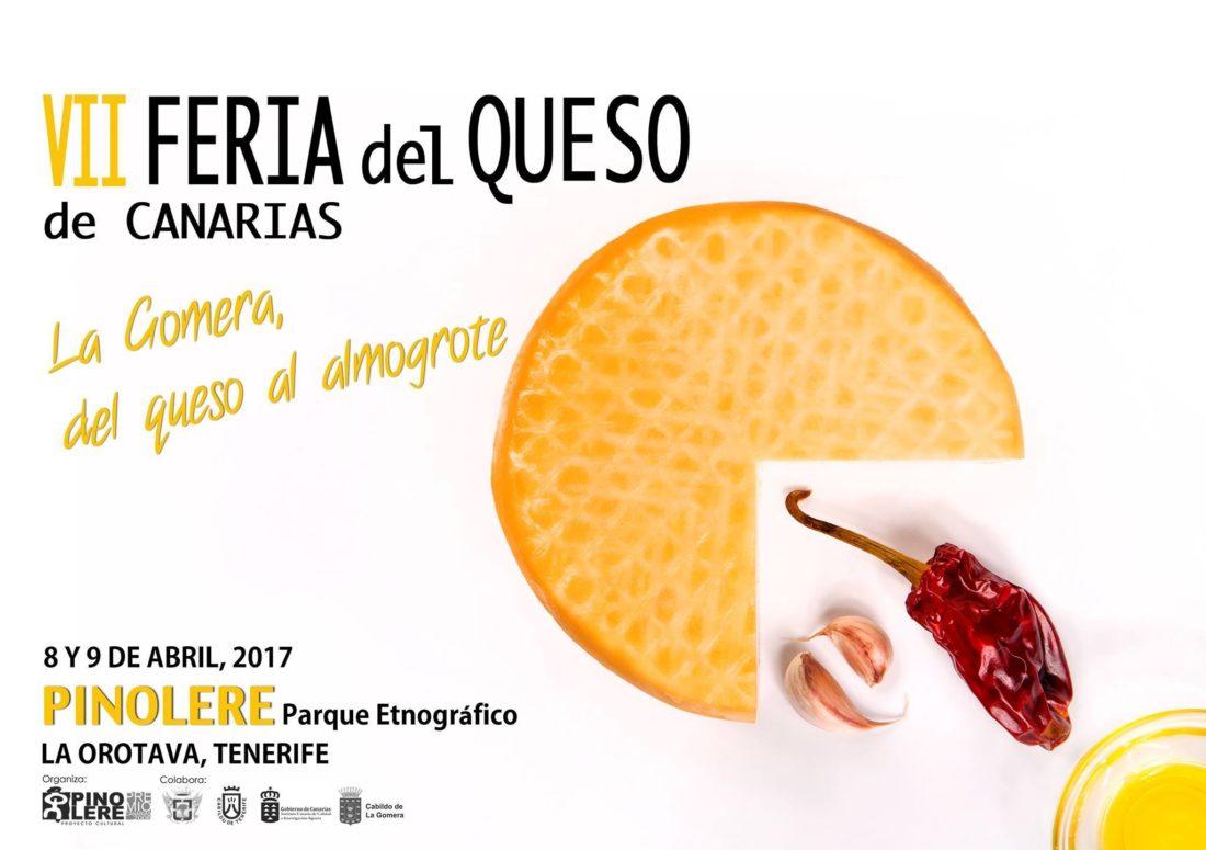 VII ярмарка канарских сыров в Пинолере