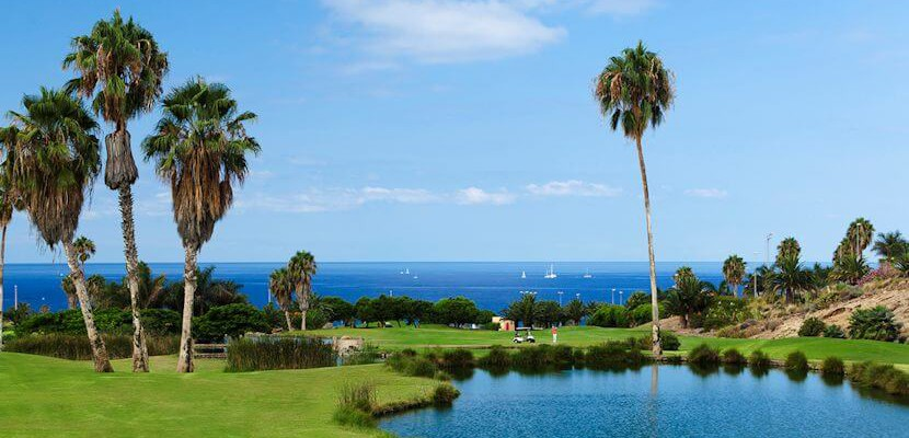 Golf Costa Adeje (Гольф Коста-Адехе)