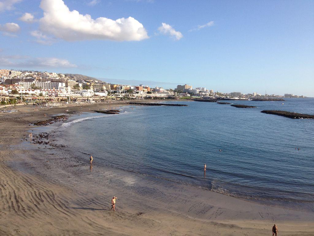 Плайя Фаньябе Тенерифе Playa Fañabe Tenerife