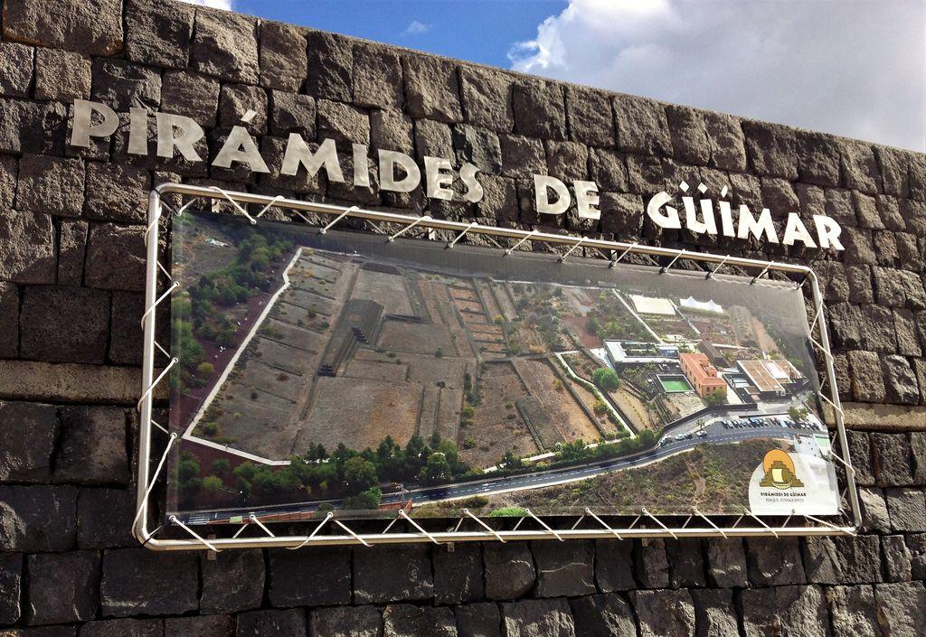 Пирамиды Гуимара Тенерифе