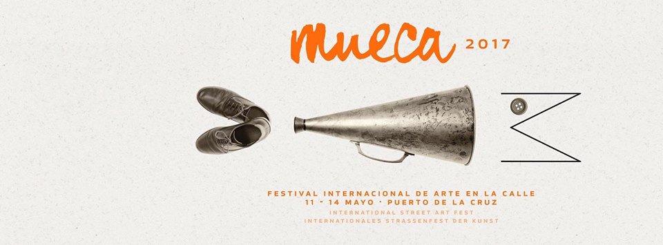 Фестиваль уличного искусства в Пуэрто-де-ла-Крус Mueca 2017