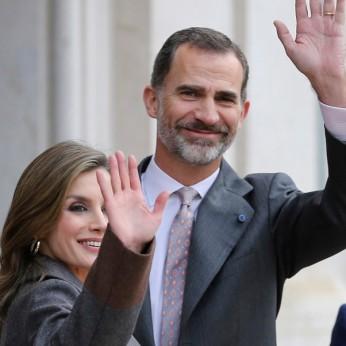 Испанский король на Канарах