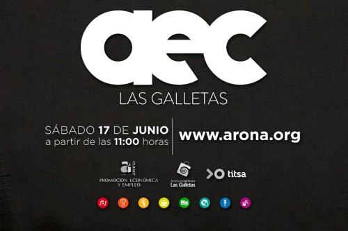 Arona en colores 2017 праздник Лас-Гальетас