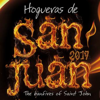 Ночь святого Хуана на Тенерифе 2017: праздник огня