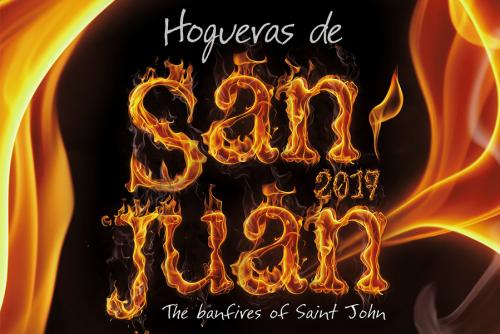 Ночь святого Хуана на Тенерифе, костры