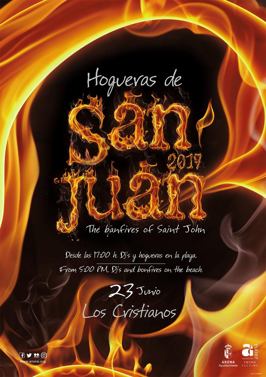 Праздник Сан Хуан Лос-Кристианос 2017