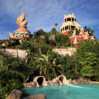 «Сиам-Парк» лучший аквапарк в мире на Тенерифе