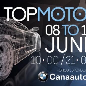 Автомобильная выставка Top Motor 2017 в Коста-Адехе