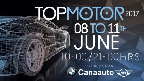 Автомобильная выставка TopMotor 2017 на Тенерифе