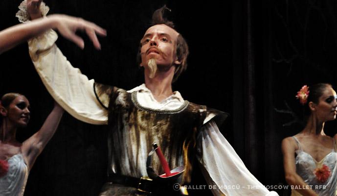Балет «Дон Кихот» на Тенерифе
