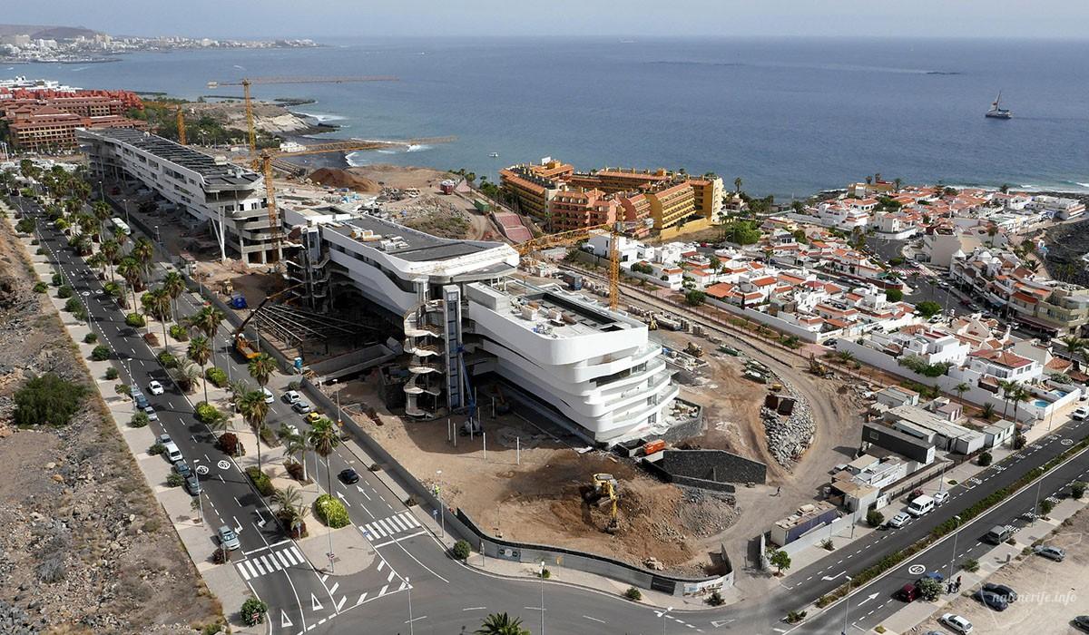 Новый отель люкс Ла-Калета Тенерифе