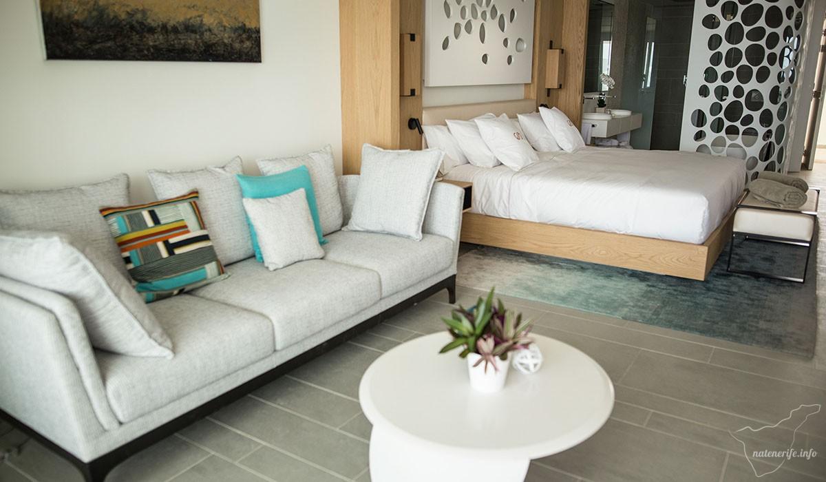 Новый отель супер-люкс Ла-Калета Тенерифе