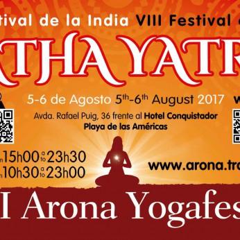 VIII фестиваль Индии Ратха-ятра (Ratha Yatra)