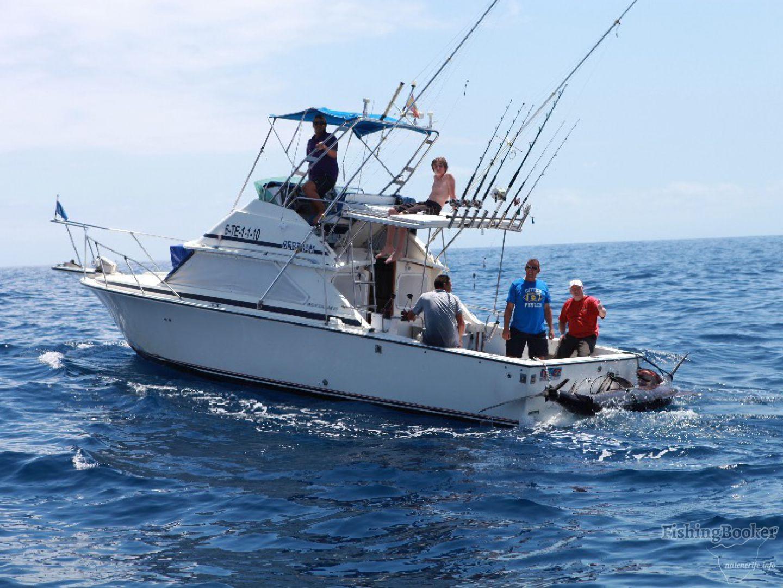 Рыблка на Тенерифе No limits